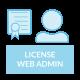 license-web-admin